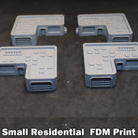 Small Residential Housing Units