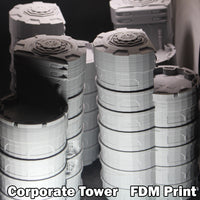 Corporate Tower Complex