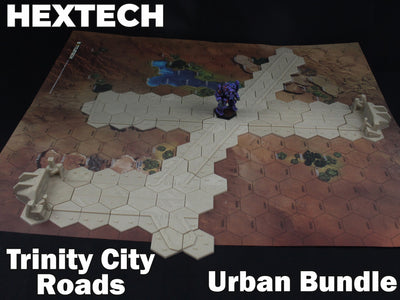 HEXTECH - Trinity City Road Boosters Bundles