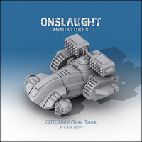 OTC Ushi Grav Tanks (3 Pack)