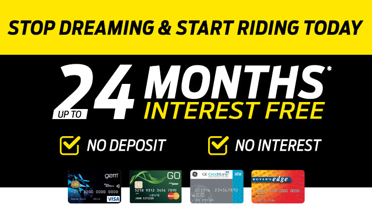 Up to 24 Months Interest Free