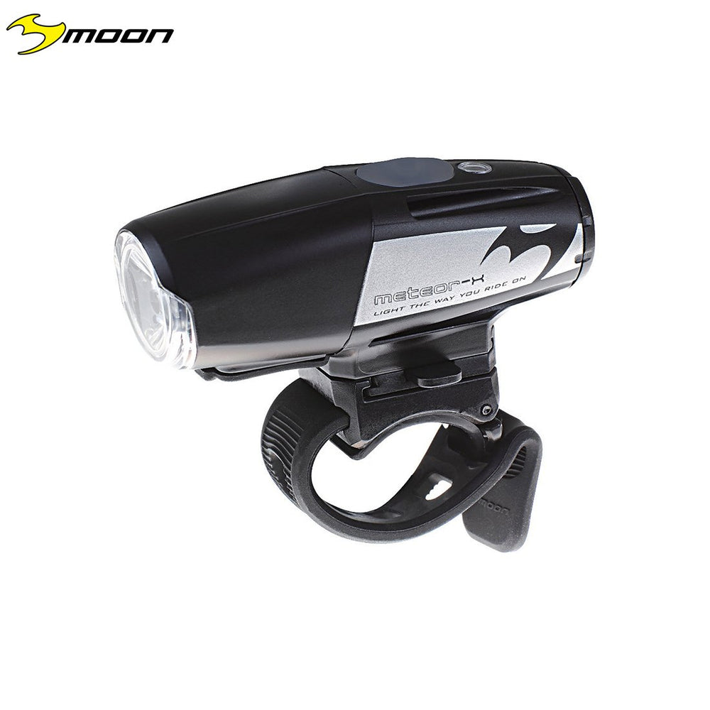 Moon Meteor-X Auto 320/450 USB Front Light | ABC Bikes
