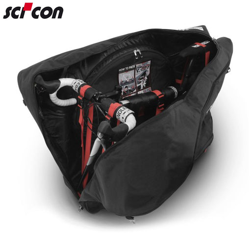 Sci-Con Aerocomfort Road 3.0 TSA Bike Bag | ABC Bikes