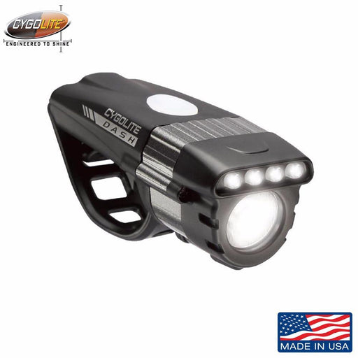 Cygolite Dash Pro 600 USB Front Light | ABC Bikes