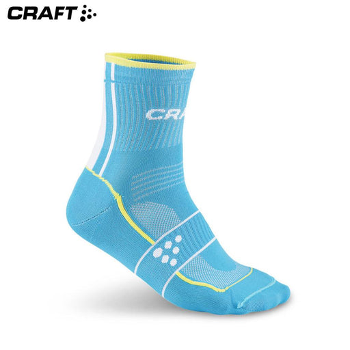 Craft Grand Tour Socks 34-36 Resort Light Blue | ABC Bikes