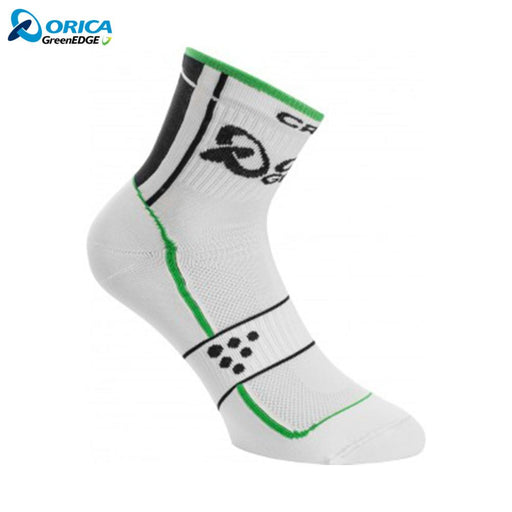 2014 Orica-GreenEdge Replica Race Socks 34-36 | ABC Bikes