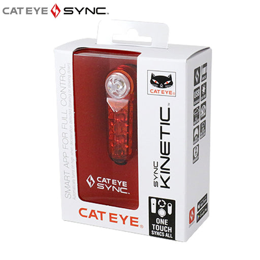 Cateye SYNC Kinetic Rear Light | ABC Bikes