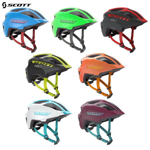 Scott Spunto Junior Kids Helmet | ABC Bikes