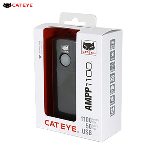 Cateye AMPP 1100 Front Light | ABC Bikes