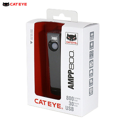 Cateye AMPP 800 Front Light | ABC Bikes