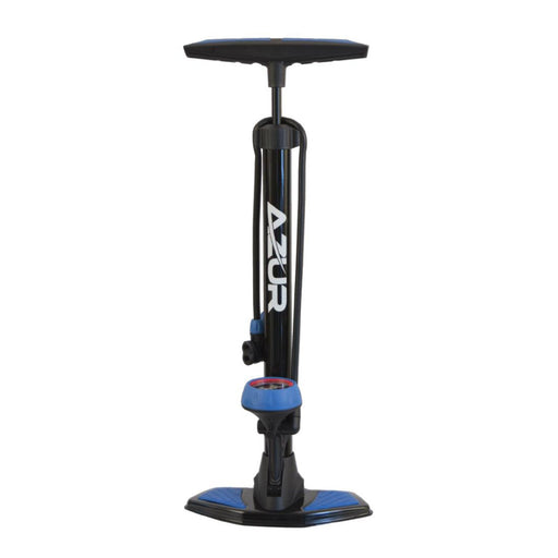 Azur Dual Head Floor Pump | ABC Bikes