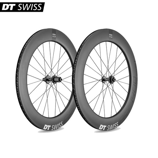 DT Swiss ARC 1400 Dicut 80 Carbon Disc Wheelset