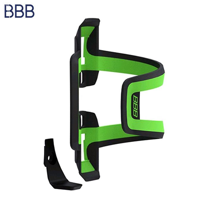 BBB DualAttack Side Cage Green | ABC Bikes