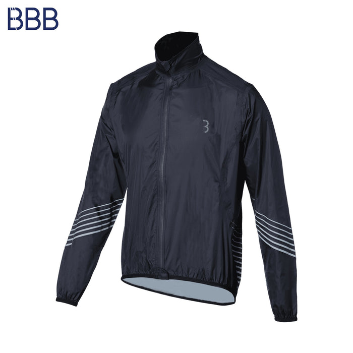 BBB Stormshield Jacket SM Black | ABC Bikes