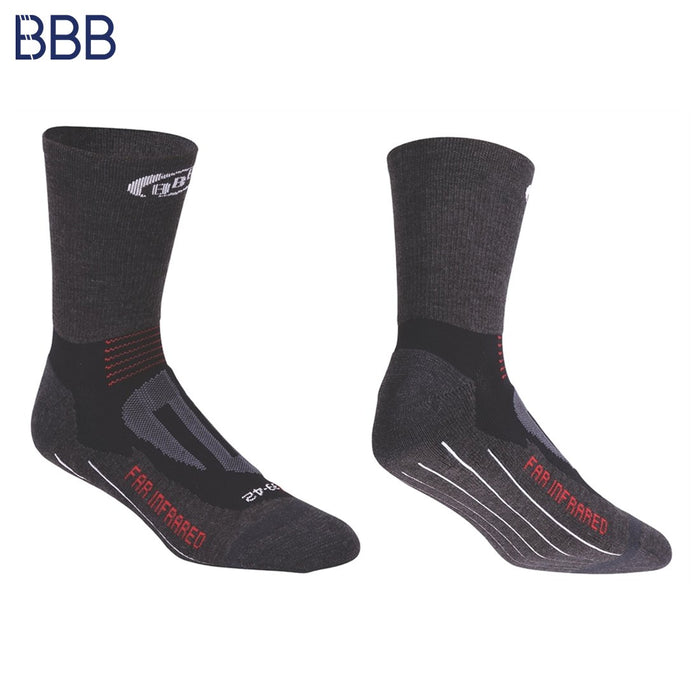 BBB Ergoplus Winter Socks | ABC Bikes