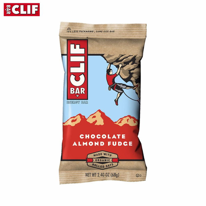 Clif Energy Bar Choc Almond Fudge | ABC Bikes