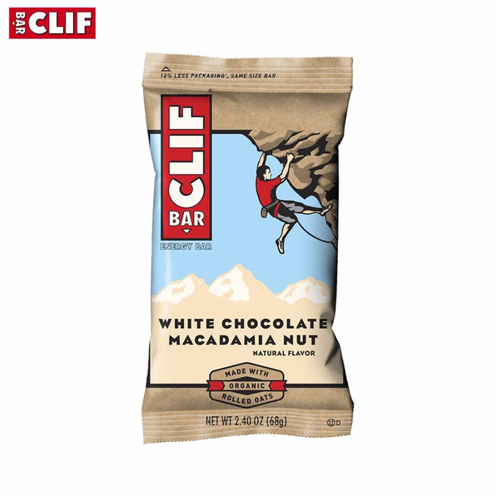 Clif Energy Bar White Choc Macadamia | ABC Bikes