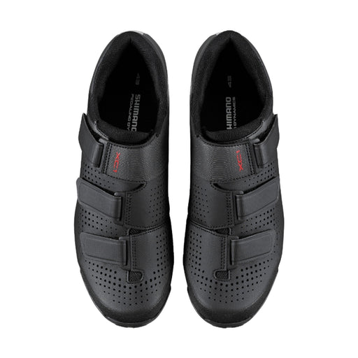 Shimano XC1 MTB Shoes 38 Black | ABC Bikes
