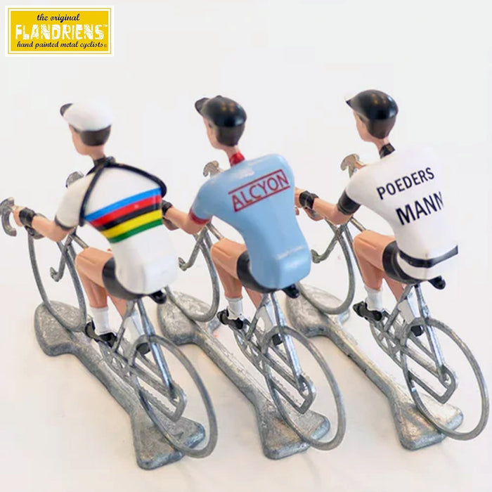 Flandriens Cycling Hero Miniatures Briek Schotte | ABC Bikes