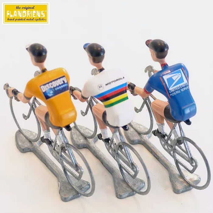 Flandriens Cycling Hero Miniatures Lance Armstrong | ABC Bikes