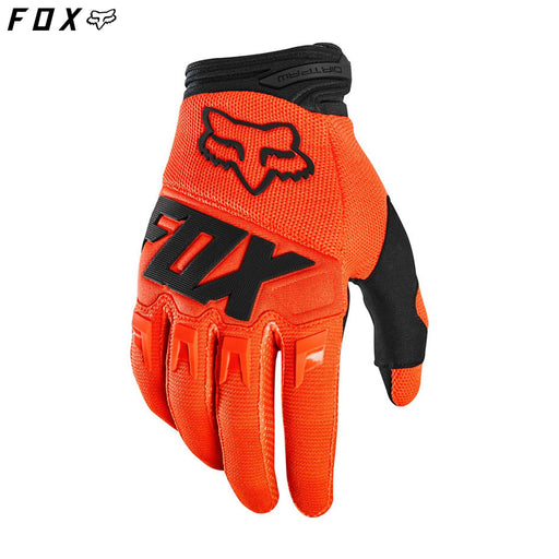 Fox Dirtpaw Race Youth BMX Gloves