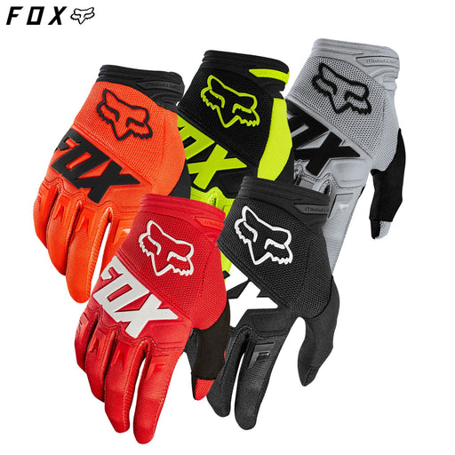 Fox Dirtpaw Race Youth BMX Gloves | ABC Bikes