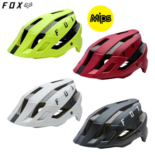 Fox Flux 2.0 MIPS MTB Helmet L-XL / 59-64cm Black | ABC Bikes