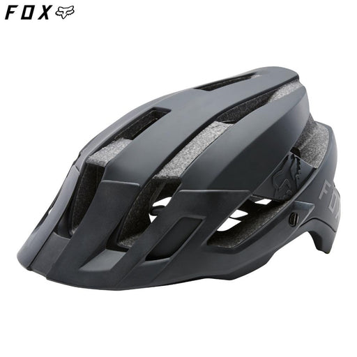 Fox Flux 2.0 MTB Helmet - Black