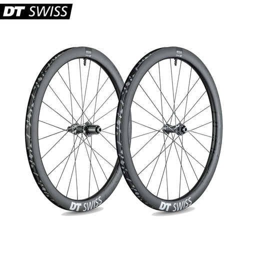 DT Swiss GRC 1400 Spline 42 650 Carbon Disc Wheelset