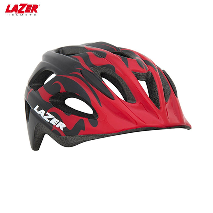 Lazer Nutz Kids Helmet - Big Flames