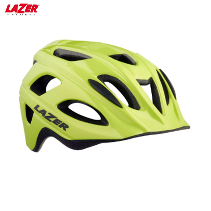 Lazer Nutz Kids Helmet - Flash Yellow