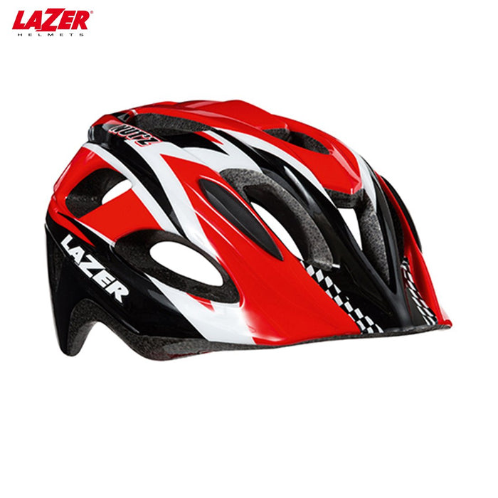 Lazer Nutz Kids Helmet - Race Red