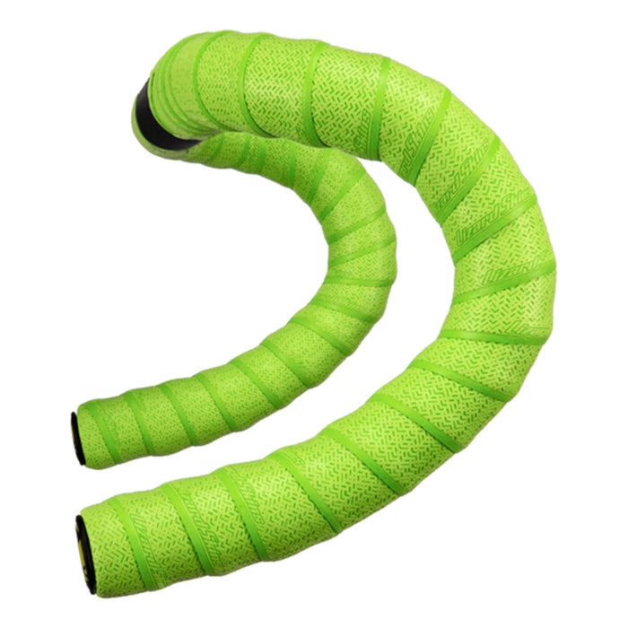 Lizard Skins DSP V2 2.5mm Handlebar Tape Hyper Green | ABC Bikes
