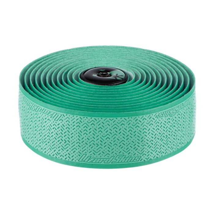 Lizard Skins DSP V2 2.5mm Handlebar Tape Celeste Green | ABC Bikes