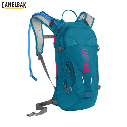Camelbak LUXE 3L Womens Hydration Pack - Teal/Pink