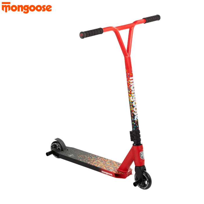 Mongoose Stance Elite Scooter Red/Black | ABC Bikes