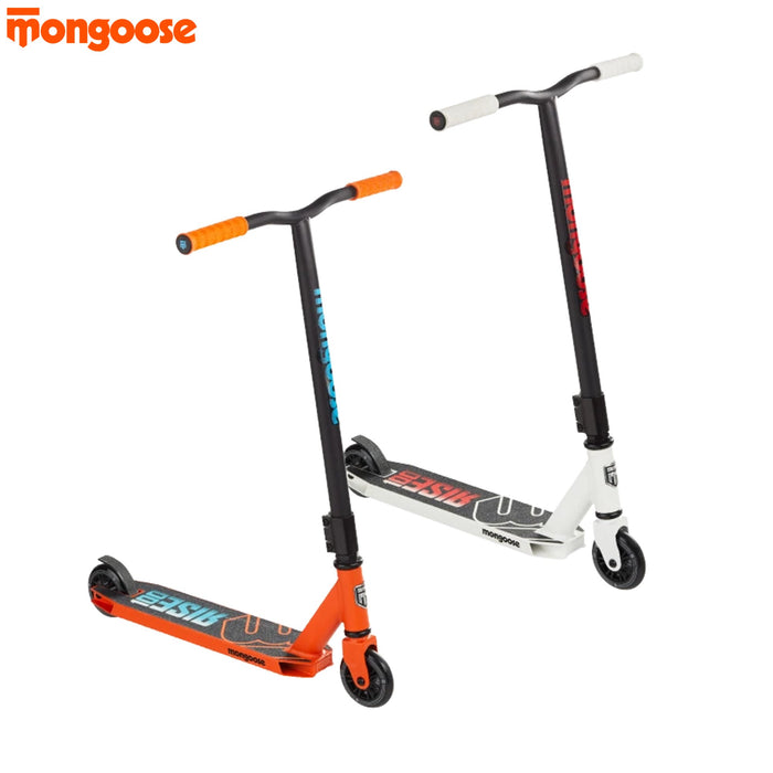 Mongoose Rise 100 Scooter Orange/Blue | ABC Bikes