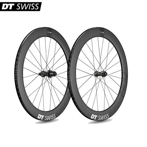 DT Swiss PRC 1400 Spline 65 Carbon Disc Wheelset | ABC Bikes