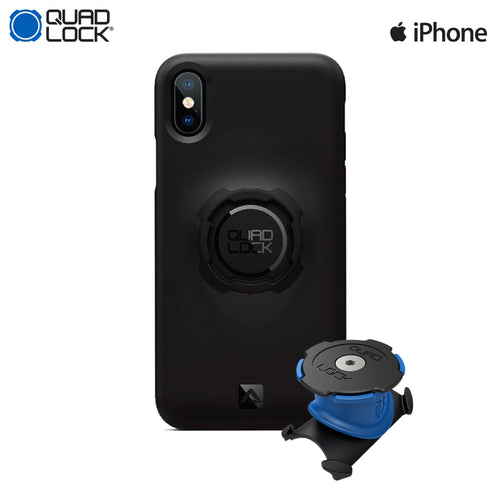 Quad Lock Bike Mount Combo Apple iPhone X/XS | ABC Bikes