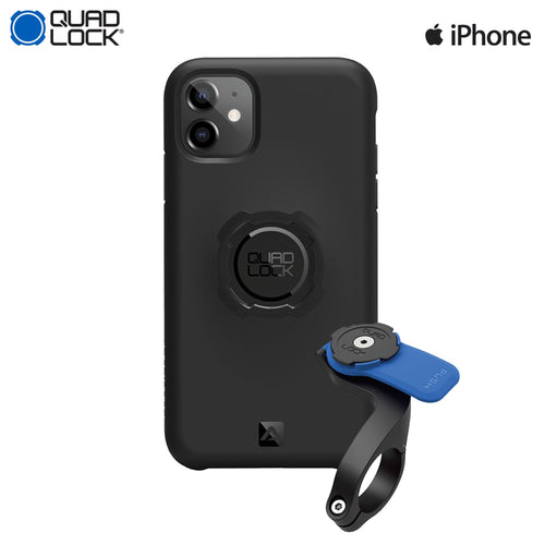 Quad Lock Out Front Mount Combo Apple iPhone 11 | ABC Bikes