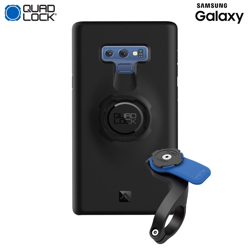 Quad Lock Out Front Mount Combo Samsung Galaxy Note9 | ABC Bikes
