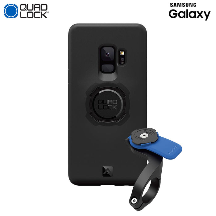 Quad Lock Out Front Mount Combo Samsung Galaxy S9 | ABC Bikes