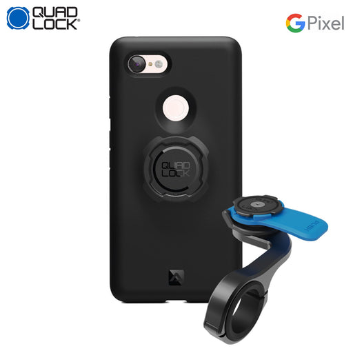 Quad Lock Out Front Pro Mount Combo Google Pixel 3 XL