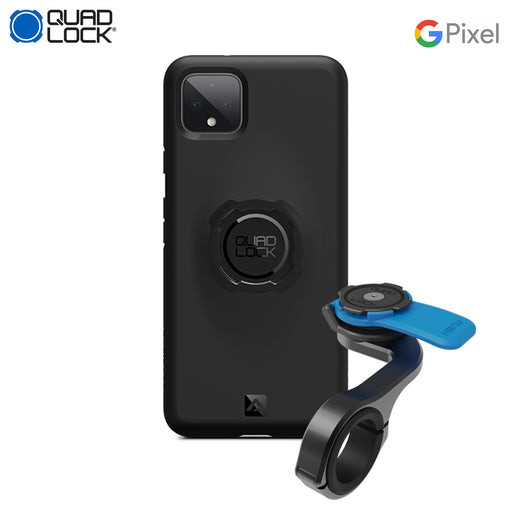 Quad Lock Out Front Pro Mount Combo Google Pixel 4 | ABC Bikes