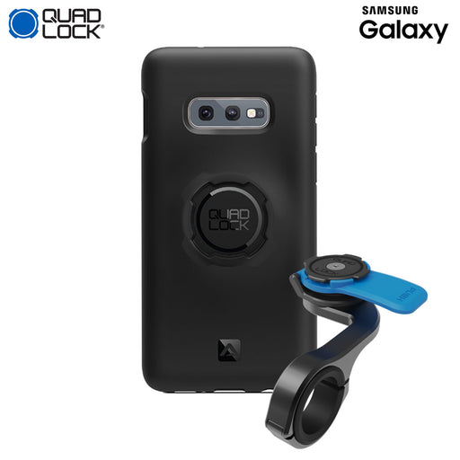 Quad Lock Out Front Pro Mount Combo Samsung Galaxy S10e