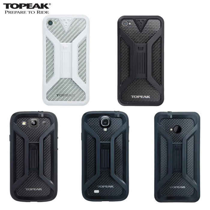 Topeak Ridecase Smartphone Kit Apple iPhone 5/5S/SE Black | ABC Bikes