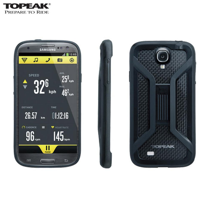 Topeak Ridecase Smartphone Kit Apple iPhone 4/4S White | ABC Bikes