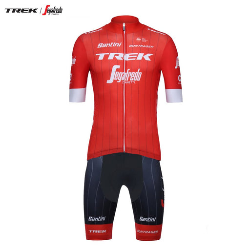 2018 Trek-Segafredo Replica Kit