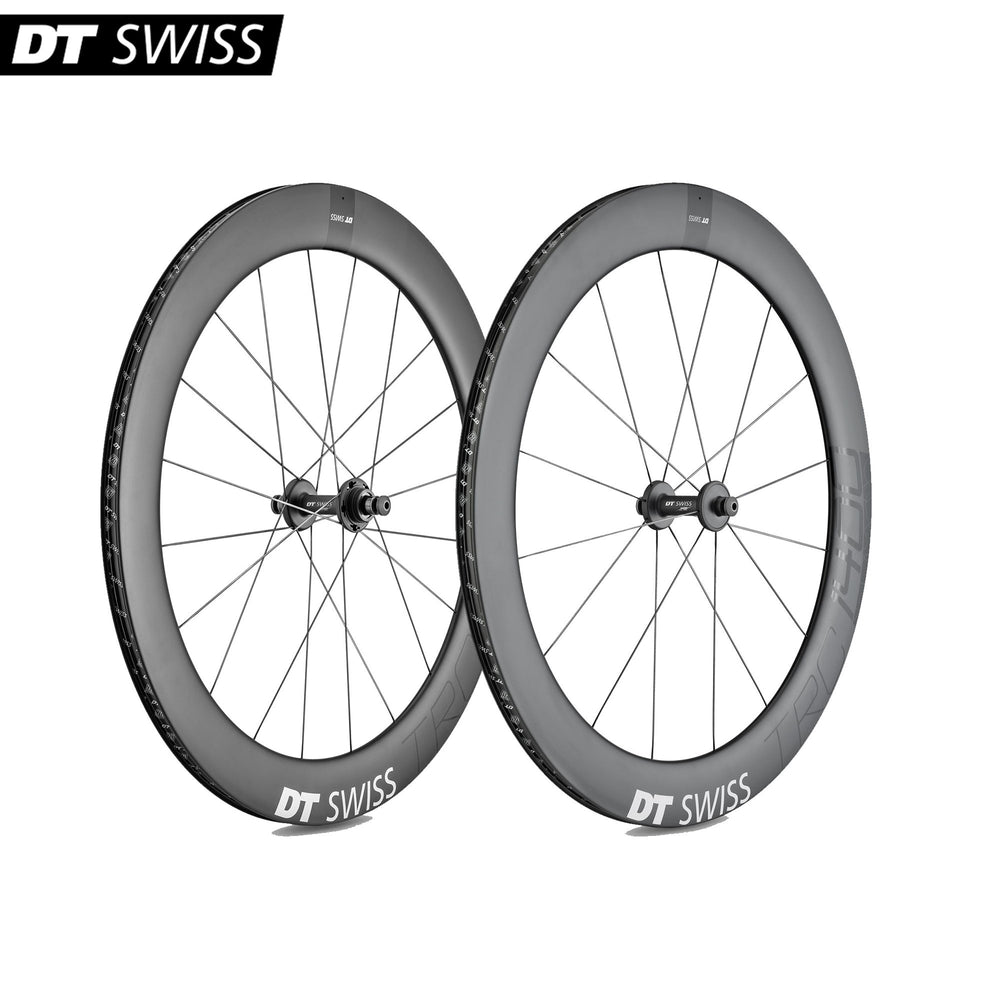 DT Swiss TRC 1400 Dicut 65 Carbon Clincher Wheelset | ABC Bikes