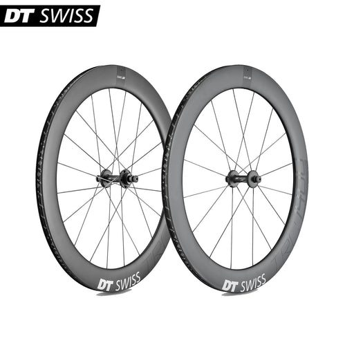DT Swiss TRC 1400 Dicut 65 Carbon Clincher Wheelset